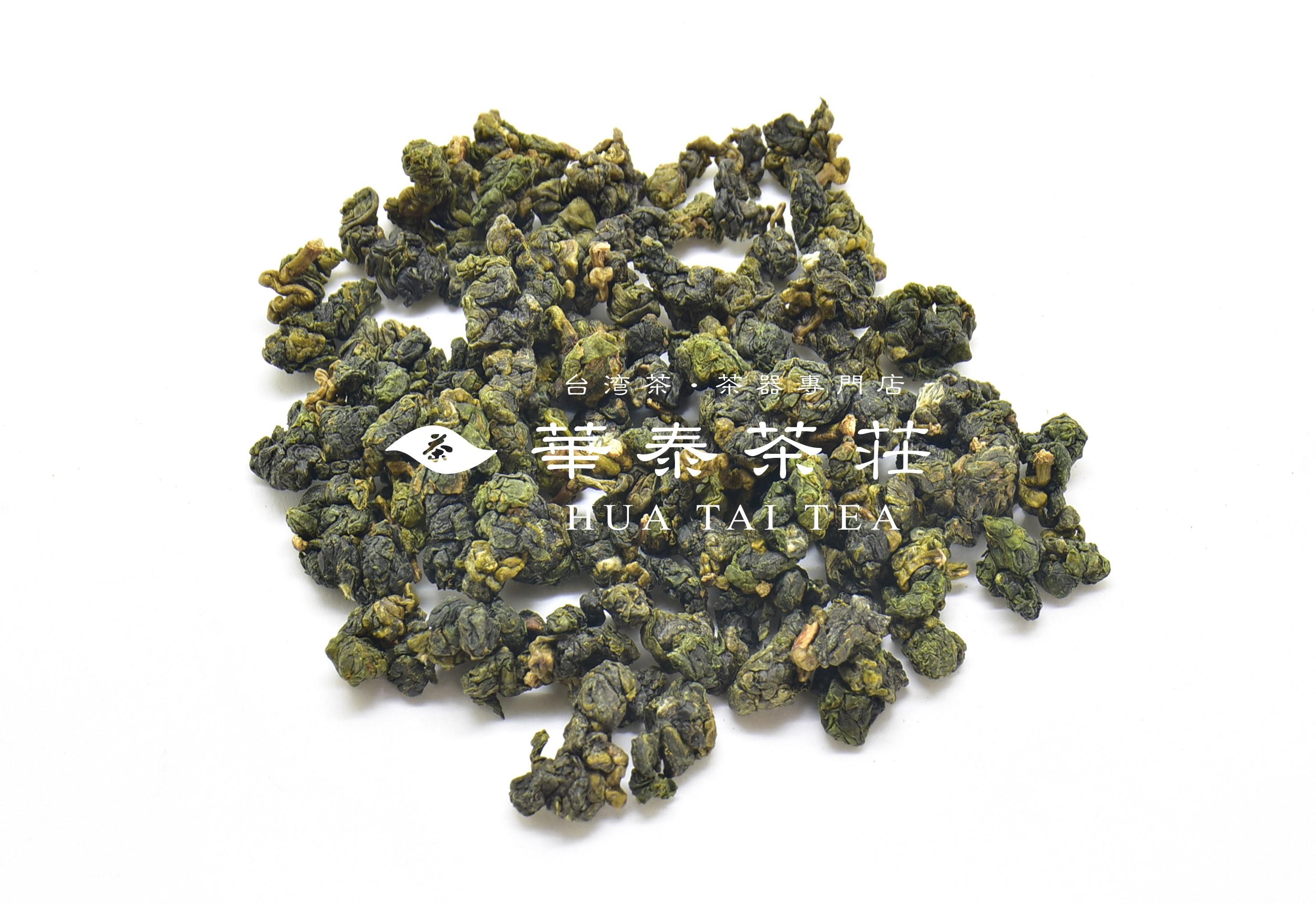 「華泰茶莊」阿里山金萱茶 100g