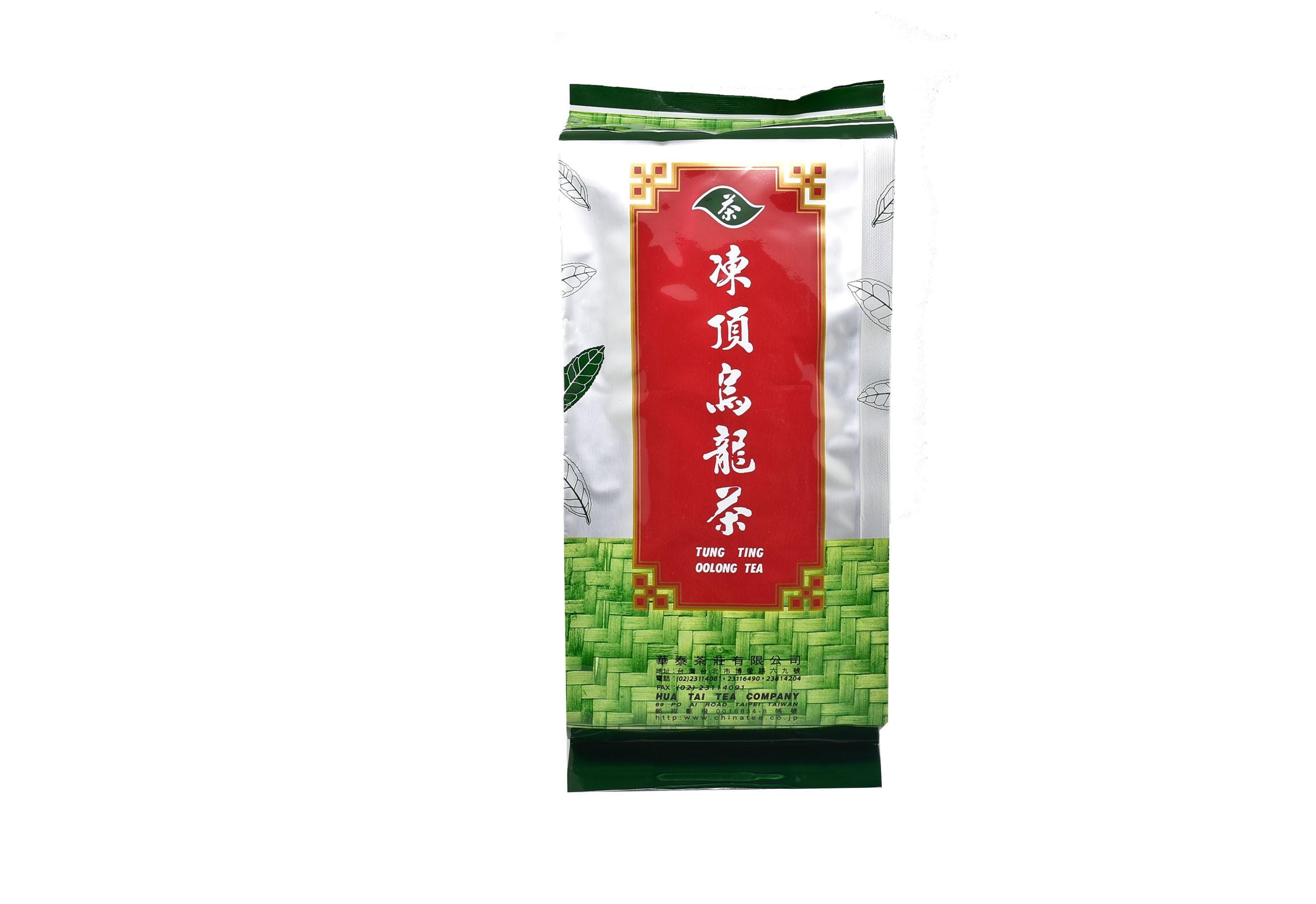 「華泰茶莊」凍頂烏龍茶 500G