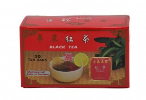 「華泰茶莊」紅茶茶包 20包  每包2g