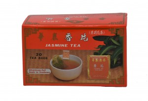 「華泰茶莊」香片(茉莉花茶)茶包 20包  每包2g