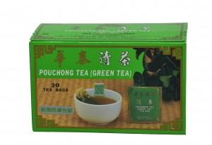 「華泰茶莊」文山包種茶茶包 20包  每包2g